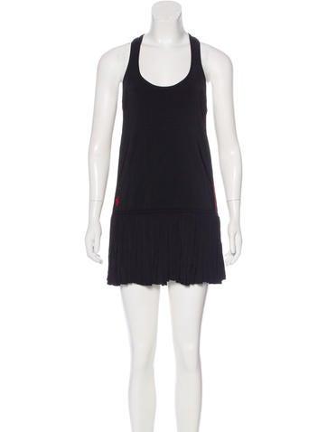 Ralph Lauren Track Knit Dress None