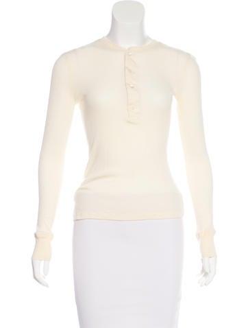 Ralph Lauren Knit Long Sleeve Top None