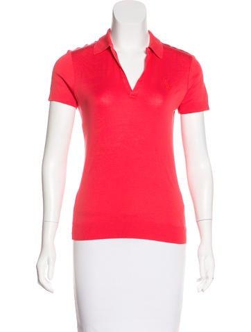 Ralph Lauren Short Sleeve Polo Top None