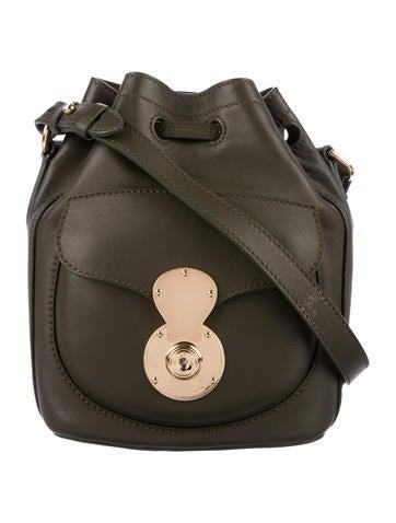 Ralph Lauren Ricky Drawstring Bag None