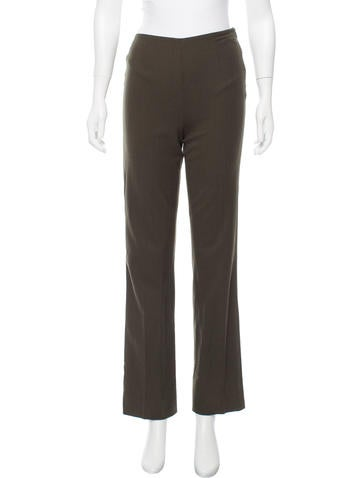 Ralph Lauren Mid-Rise Wool Pants None