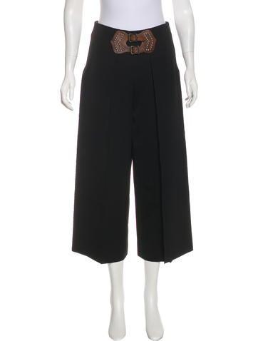 Ralph Lauren Wool High-Rise Pants w/ Tags None