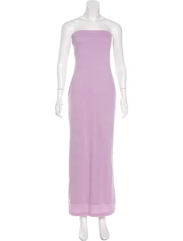 Ralph Lauren Cashmere Midi Dress None