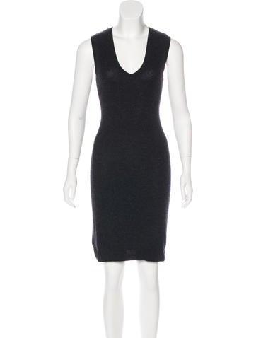 Ralph Lauren Wool Knee-Length Dress None
