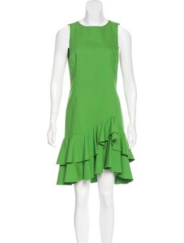 Ralph Lauren Sleeveless Knee-Length Dress None
