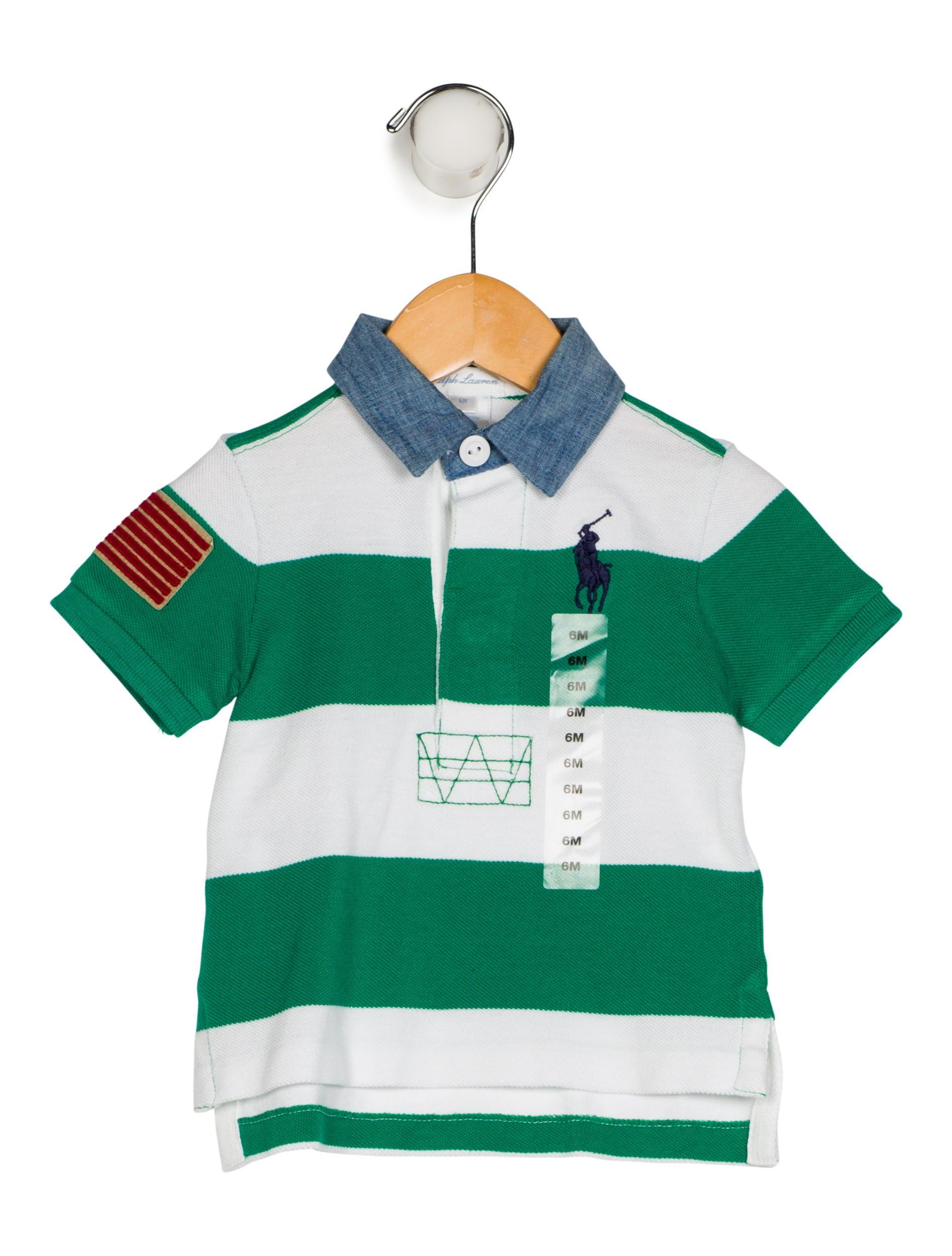 Toddler Boy Green Collared Shirt Lauren Goss