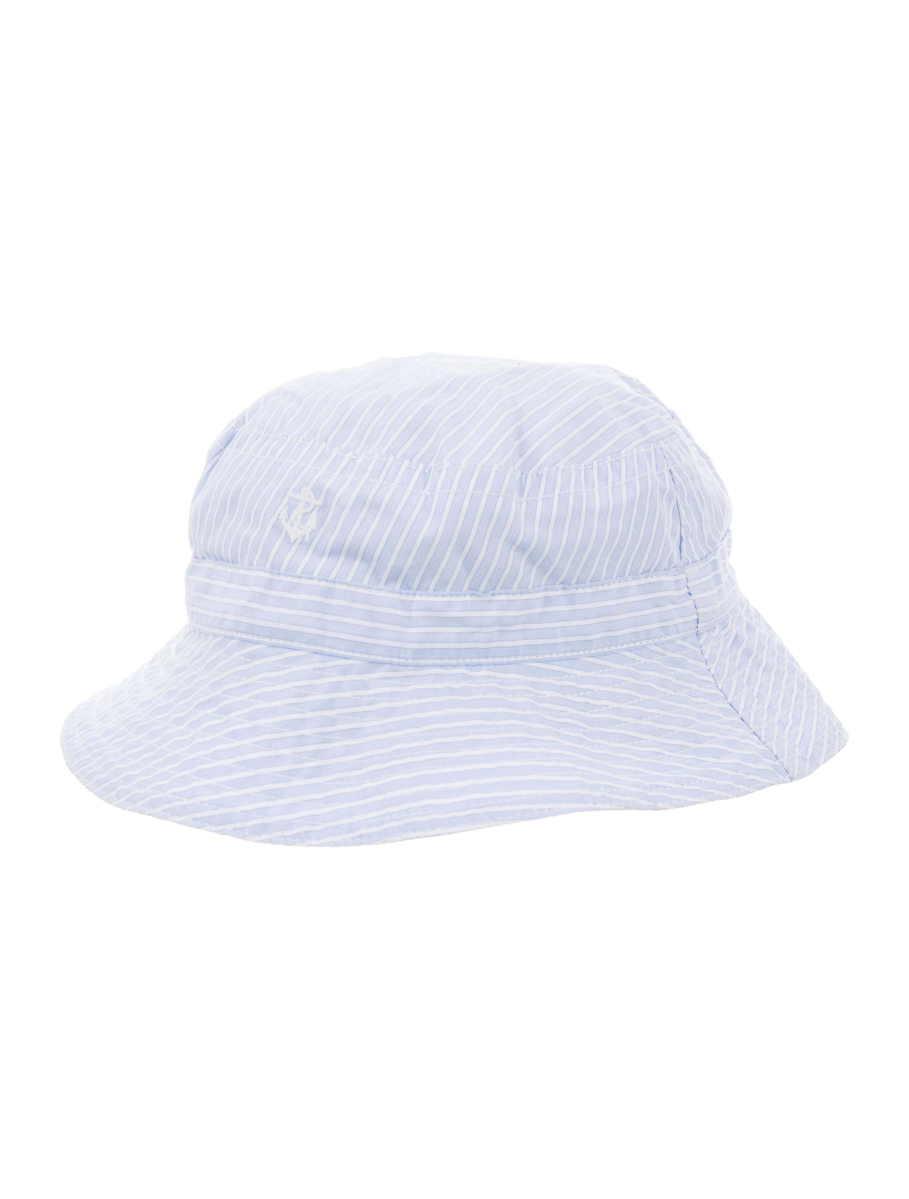 1eae613815088 Ralph Lauren Boys  Striped Bucket Hat - Boys - WYG34776