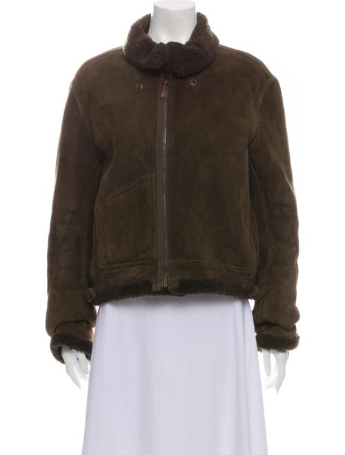 Ralph Lauren Fur Jacket