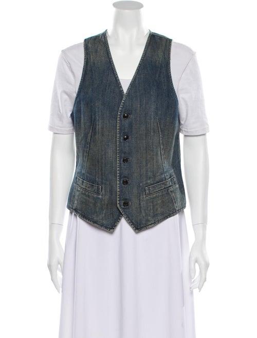 Ralph Lauren Vest Blue