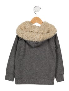 Ralph Lauren Boys' Fair Isle Hooded Sweater