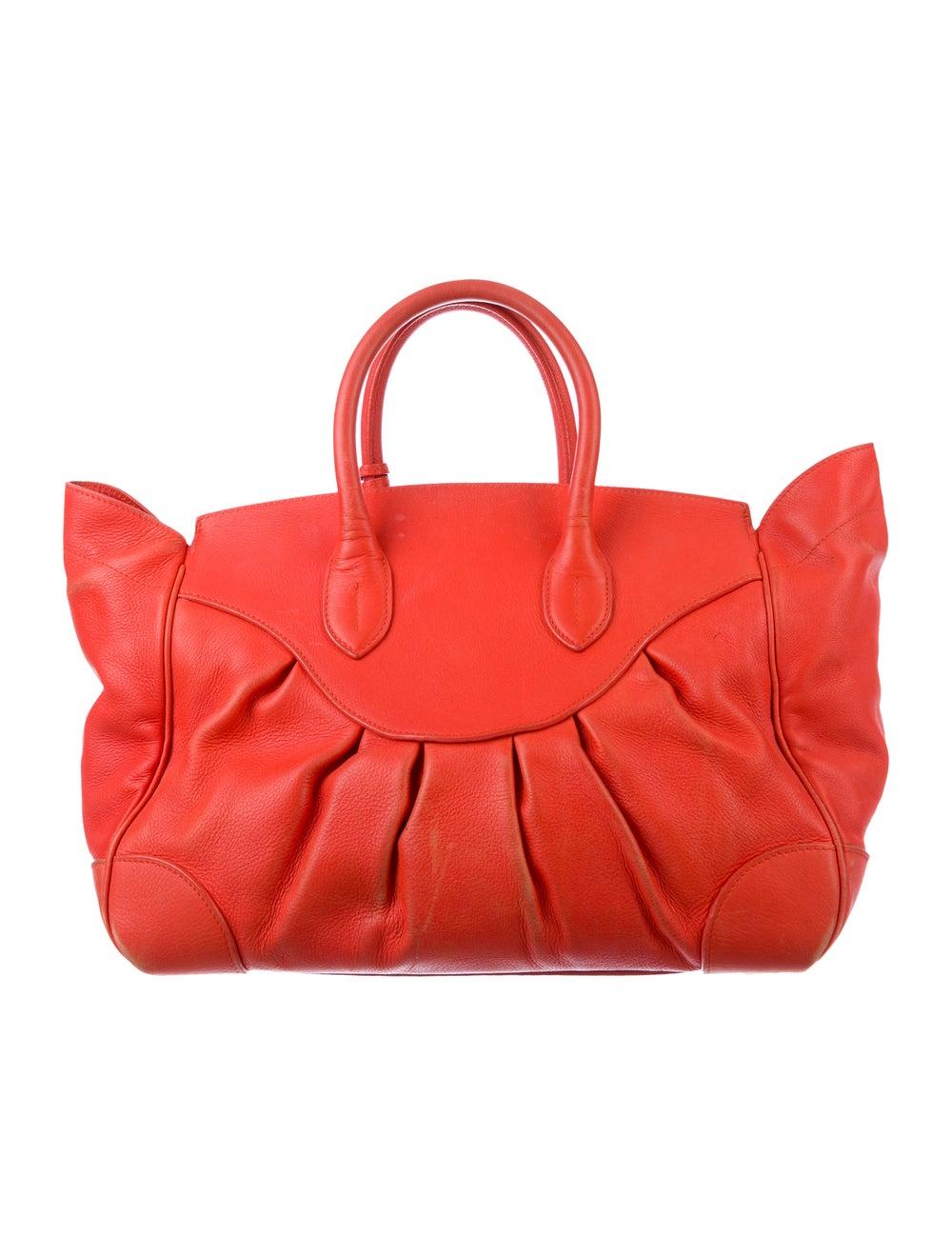 Ralph Lauren Puffy Ricky Bag gold - image 4
