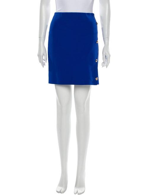 Ralph Lauren Mini Skirt Blue