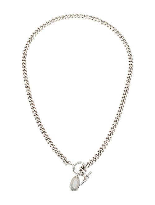 Ralph Lauren Chain Necklace silver