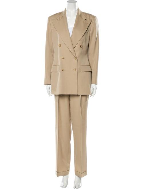Ralph Lauren Wool Pantsuit Wool