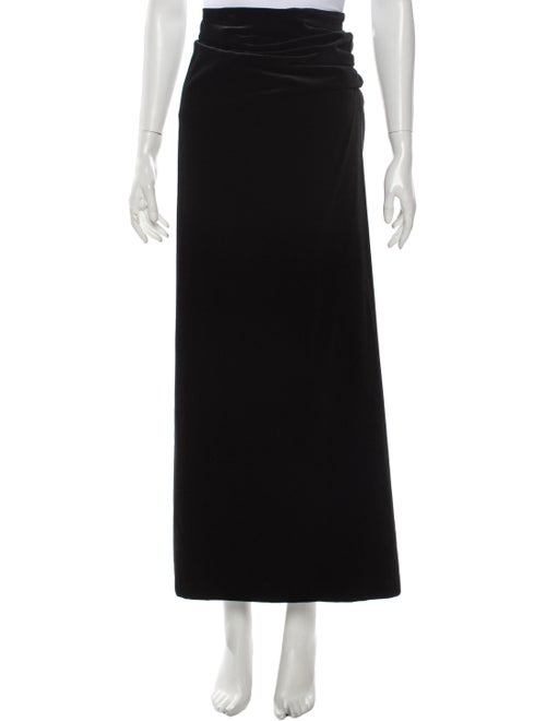 Ralph Lauren Long Skirt Black