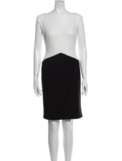 Ralph Lauren Colorblock Pattern Mini Dress w/ Tags