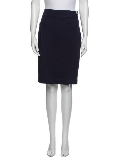 Ralph Lauren Knee-Length Skirt Blue