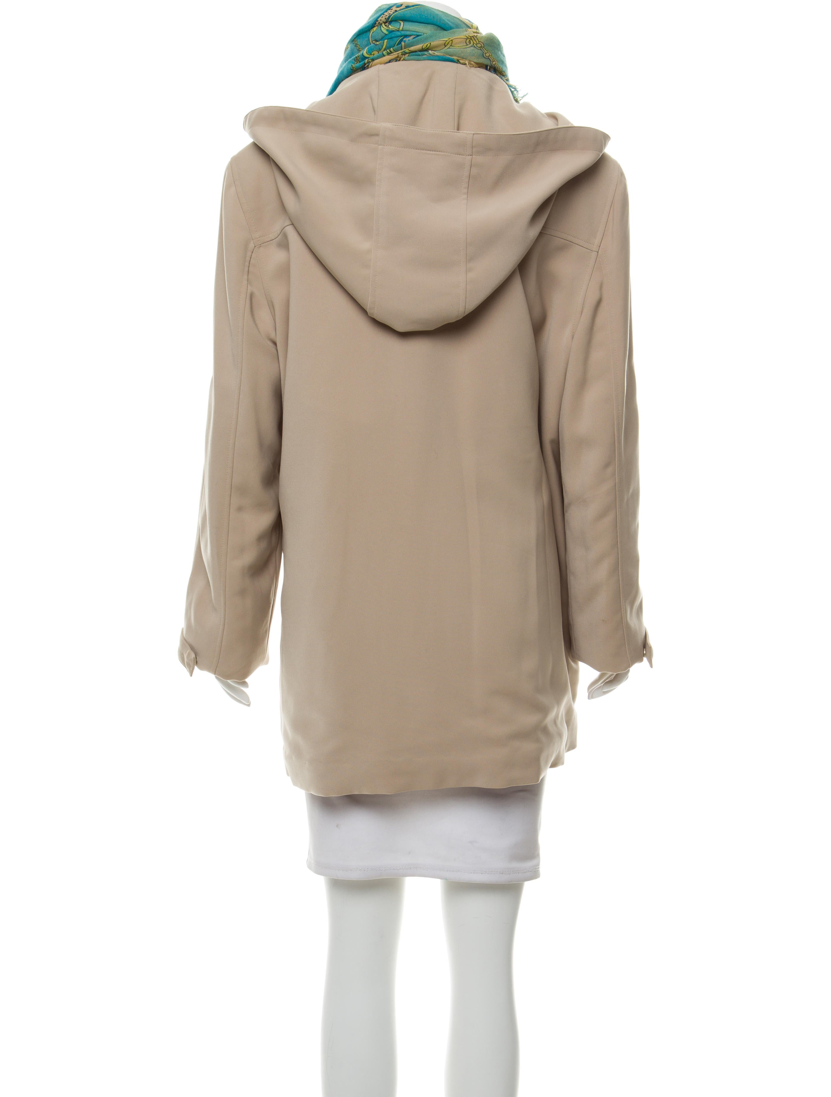 calvin klein hooded zip up jacket clothing wyl20481. Black Bedroom Furniture Sets. Home Design Ideas