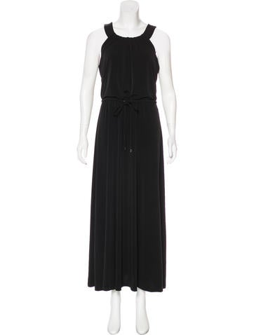 Calvin Klein Sleeveless Maxi Dress None