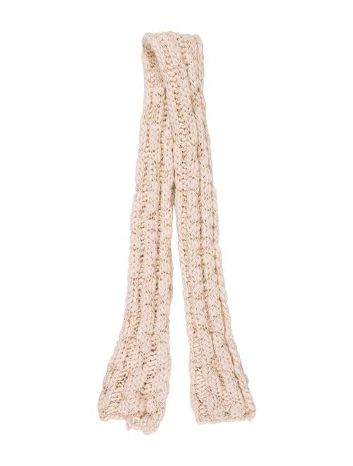 Y's by Yohji Yamamoto Knit Scarf