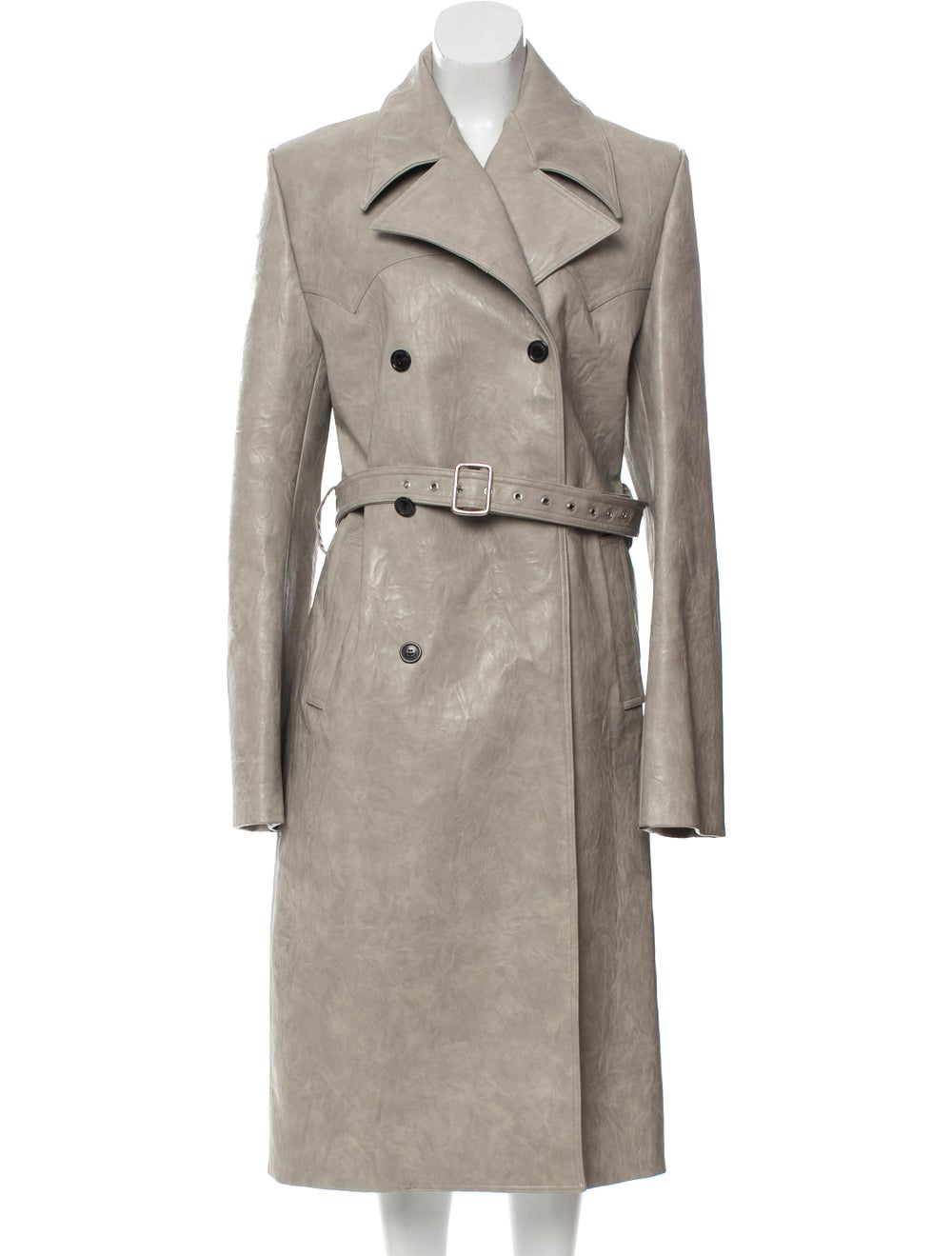 Y/Project Trench Coat w/ Tags Brown - image 1