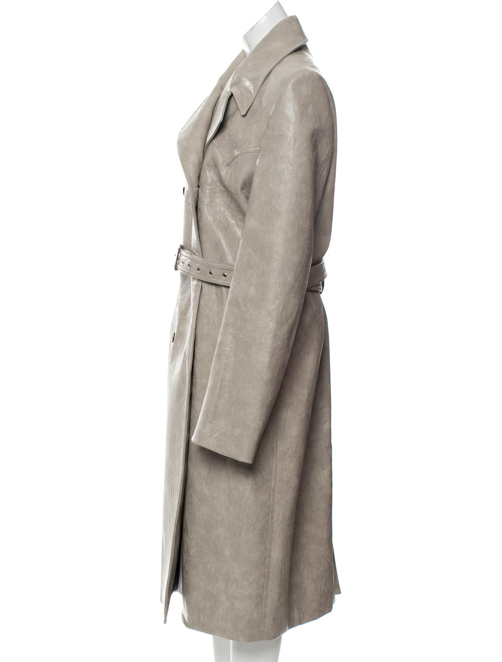 Y/Project Trench Coat w/ Tags Brown - image 2