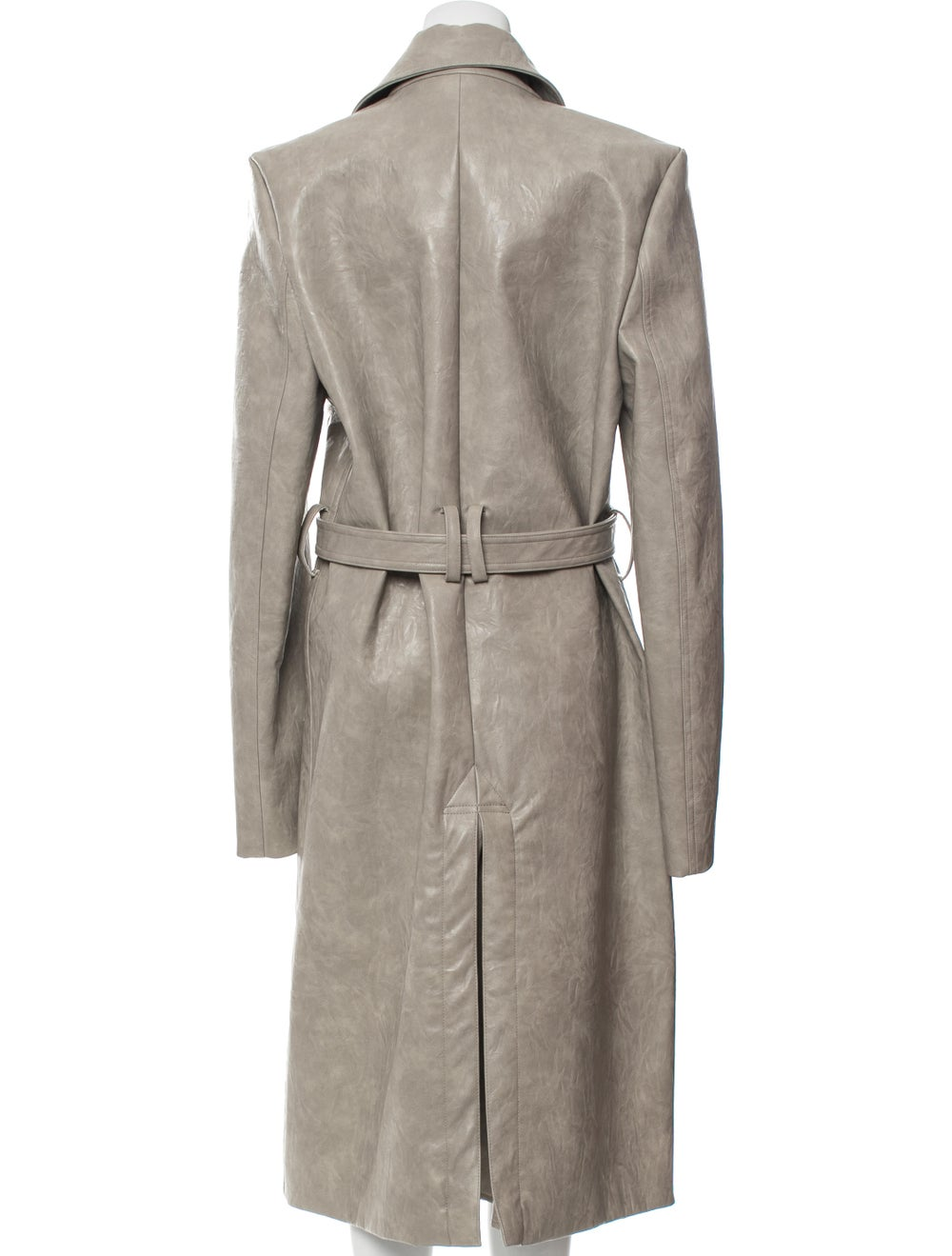 Y/Project Trench Coat w/ Tags Brown - image 3