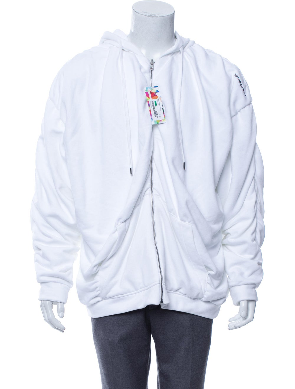 Y/Project 2019 Reversible Hoodie white - image 1