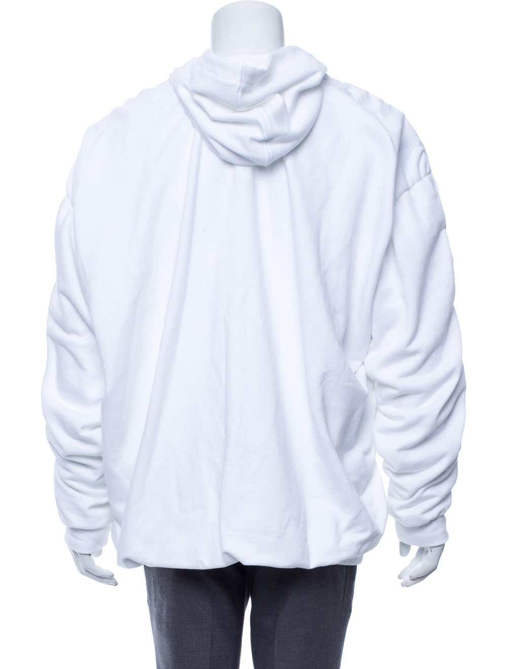 Y/Project 2019 Reversible Hoodie white - image 3