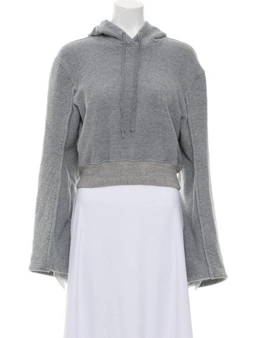 Y/Project Crew Neck Long Sleeve Sweatshirt Grey