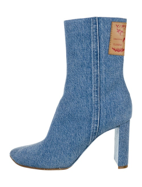 Y/Project Boots Blue