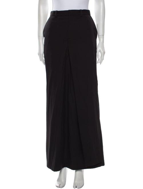 Y/Project Wool Long Skirt Wool
