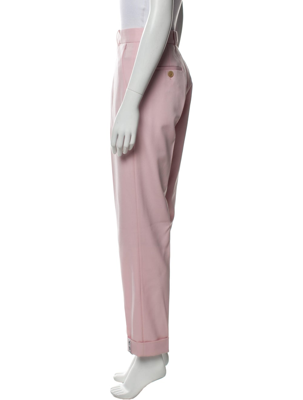 Y/Project Wool Straight Leg Pants Wool - image 2