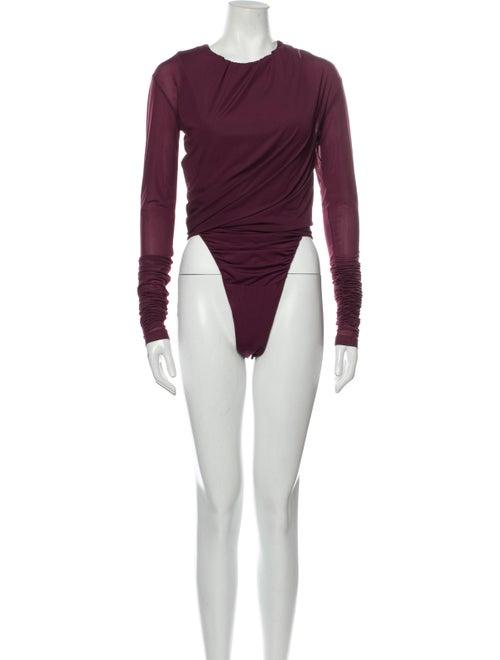 Y/Project Condom Bodysuit Crew Neck Bodysuit - image 1