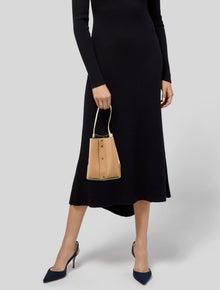 yuzefi Leather Mini Shoulder Bag