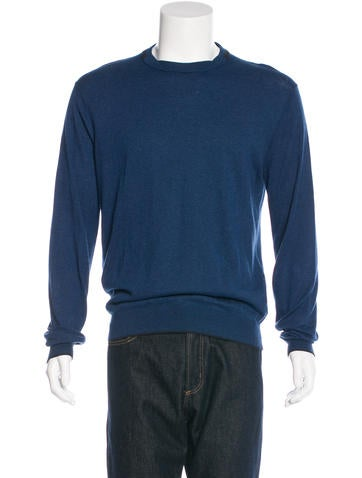 Zegna Sport Crew Neck Sweater None