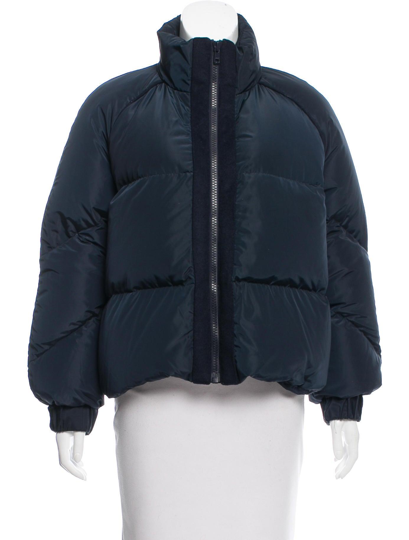 16fb492fb7a13 Ganni Fountain Puffer Jacket - Clothing - WZG20525 | The RealReal