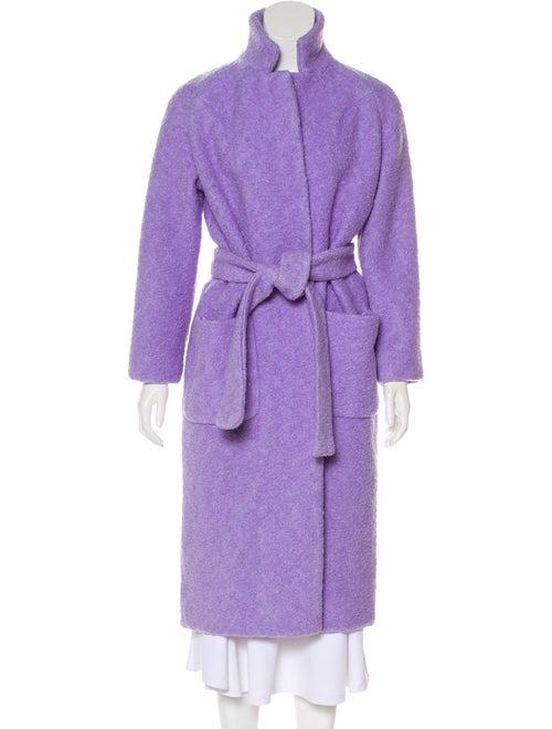 Ganni Trench Coat w/ Tags Purple