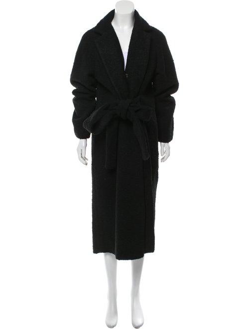 Ganni Coat Black