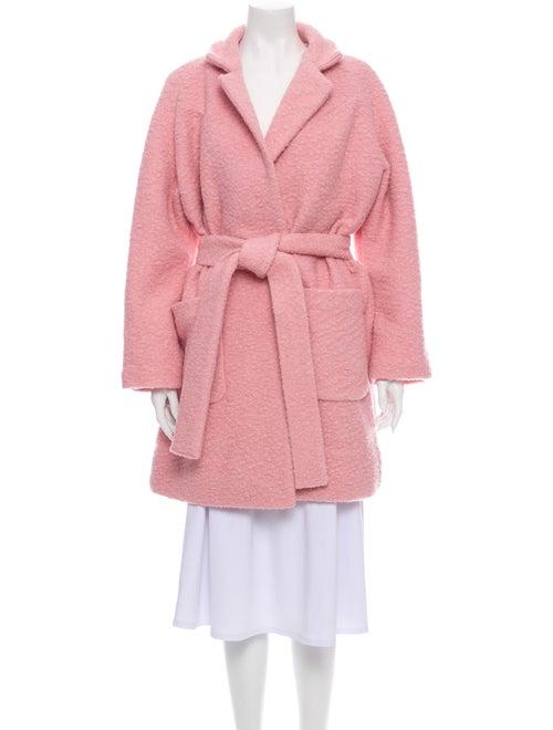 Ganni Coat Pink