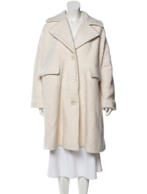 Ganni wool Coat wool