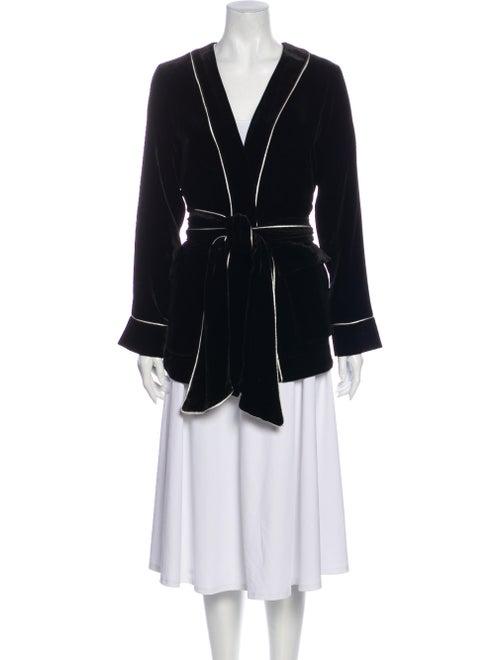 Ganni Evening Jacket Black