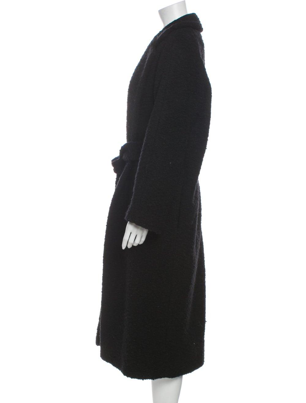 Ganni Coat Black - image 2