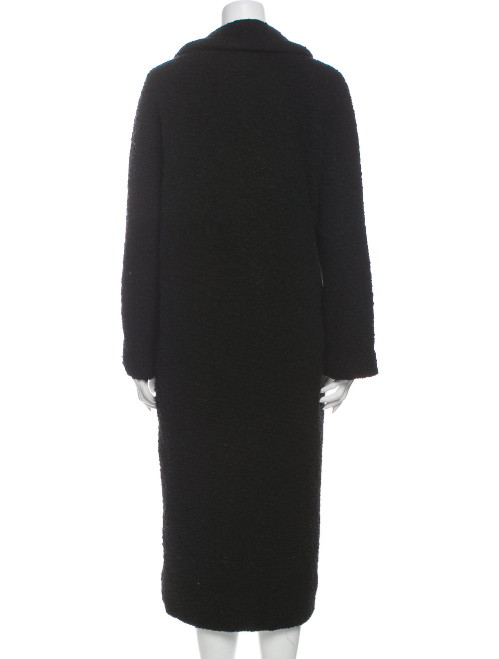 Ganni Coat Black - image 3