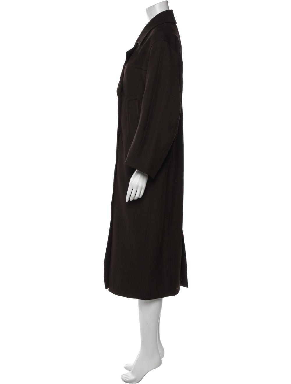Ganni Coat Brown - image 2