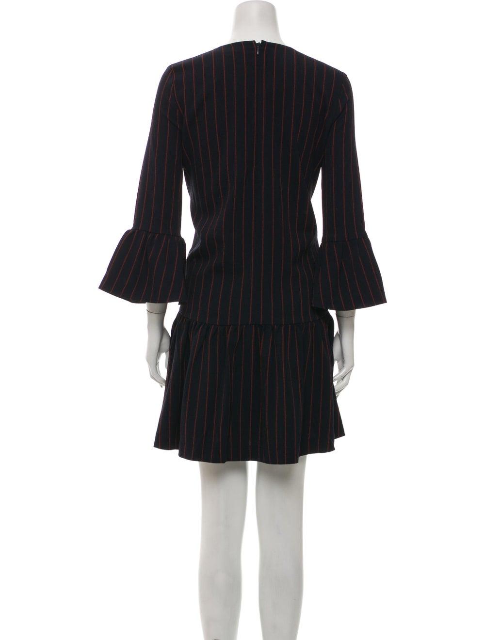 Ganni Crew Neck Mini Dress - image 3