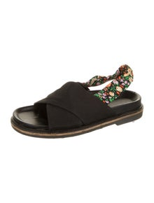 Ganni Slingback Sandals