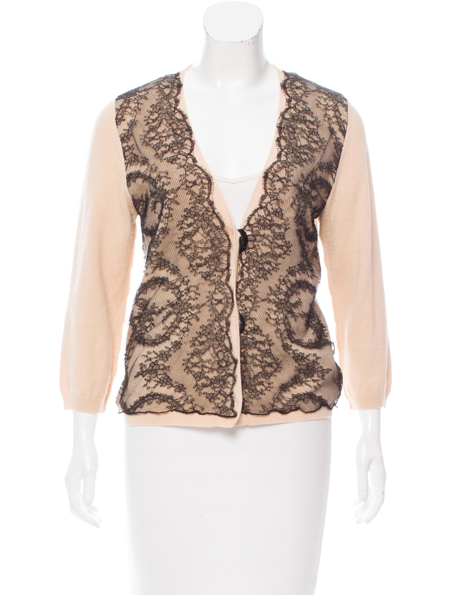 Zhor & Nema Wool And Cashmere-Blend Cardigan - Clothing ...