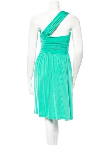 Zimmerman One Shoulder Dress