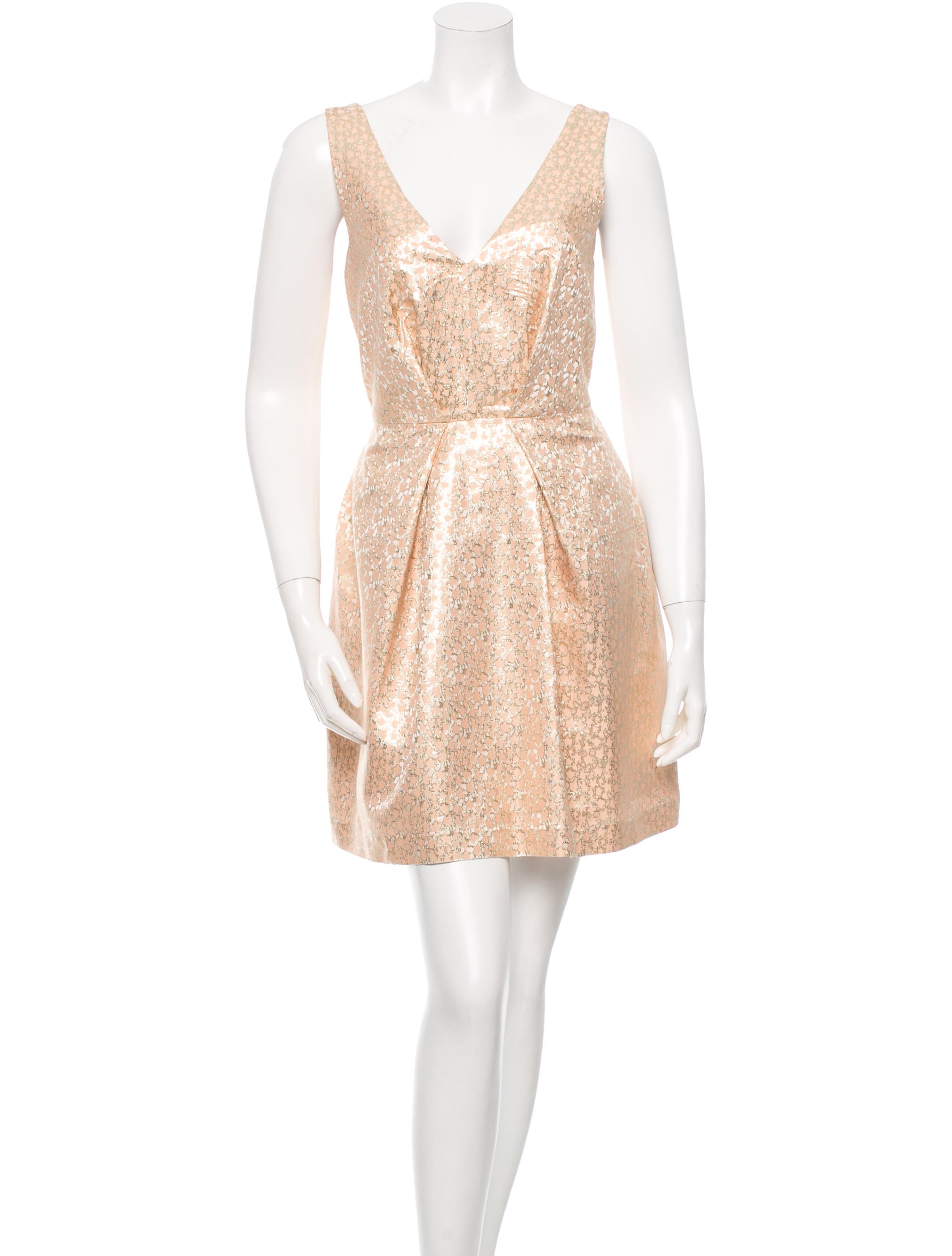 Zimmermann dazed brocade dress images